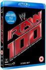 WWE Top 100 RAW Moments (Blu-ray, 2013, 2-Disc Set)