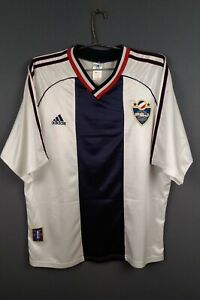 4-3-5-Yugoslavia-jersey-Large-1998-2000-away-shirt-soccer-football-Adidas-ig93