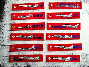3er-SET-JETs-F-104-Starfighter-Phantom-Tornado-F-16-REOVE-BEFORE-FLIGHT-YAKAiR