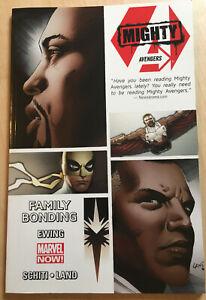 Marvel-Comic-Mighty-Avengers-Volume-2-Family-Bonding-2014-Comic-Book-NM