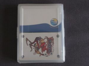 Thomas-Cook-Airlines-Double-Pack-Of-Playing-Cards-In-Plastic-Case