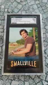 SMALLVILLE-SEASON-1-A1-ACTION-FIGURE-EXCLUSIVE-INSERT-PROMO-CARD-RARE-VHTF
