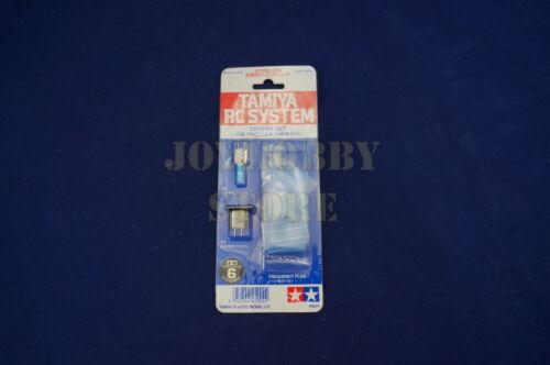 Tamiya 45002 Crystal Set Rx//Tx Band 6