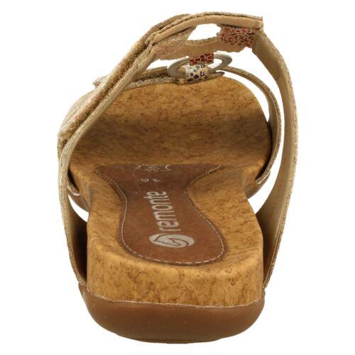 Ladies Remonte Mule Sandals R3263