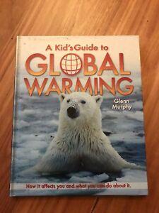 A-Kids-Guide-To-Global-Warming-By-Glenn-Murphy-Hardback-CHEAP-FREE-P-amp-H