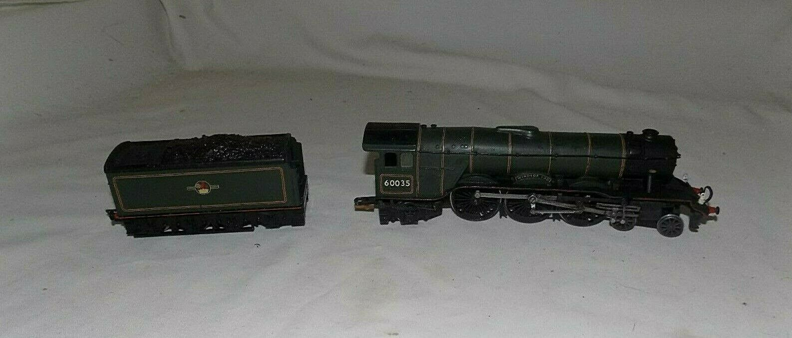 HORNBY R2341 classe A3 BR 462 60035 WINDSOR LAD.