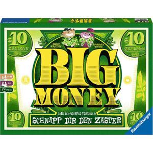 RAVENSBURGER-Familienspiel-Big-Money-Wuerfelspiel-Gesellschaftsspiel-ab-8-Jahren