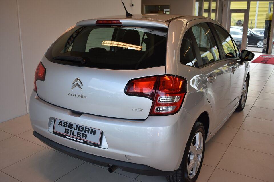 Citroën C3 1,4 HDi Seduction Diesel modelår 2011 km 94000