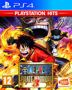 One piece Pirate Warriors 3 Ps Hits PS4 PLAYSTATION 4 Namco