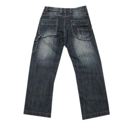 104 Kanz Hose Jeanshose Blue denim blau 100/% Baumwolle Jungen Gr.80