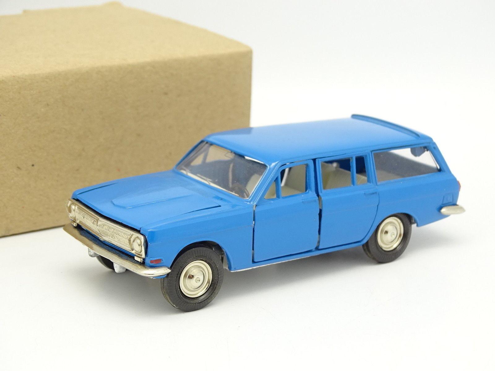 USSR Saratov 1 43 - GAZ 24 02 Volga Bleue Bleue Bleue aa20cc