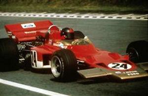 Kit Lotus Ford 72 E.fittipaldi 1. Gp USA 1970 apprivoisé Tmk359