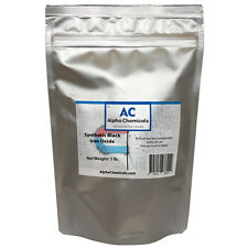 1 Lb Synthetic Black Iron Oxide Fe3o4 Lt1 Micron Particle Size