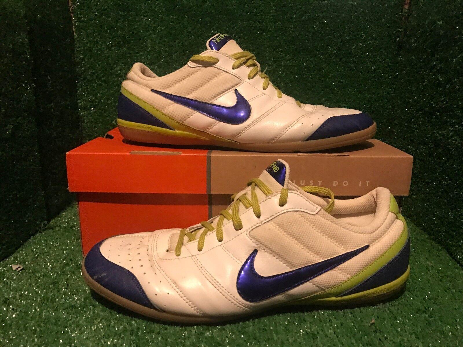 Nike Gato 5 Mercurial R9 Vapor Interior Zapatillas Zapatos deportivos de fútbol 10 9 44