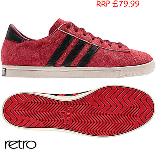 Hombre New Adidas Originals Trainers VerdeStar Vintage  Retro Trainers Originals  79.99 5cc3a6