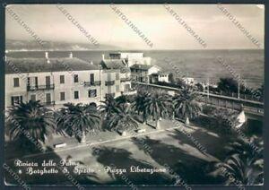 Dettagli su Savona Borghetto Santo Spirito foto FG cartolina ZF3211