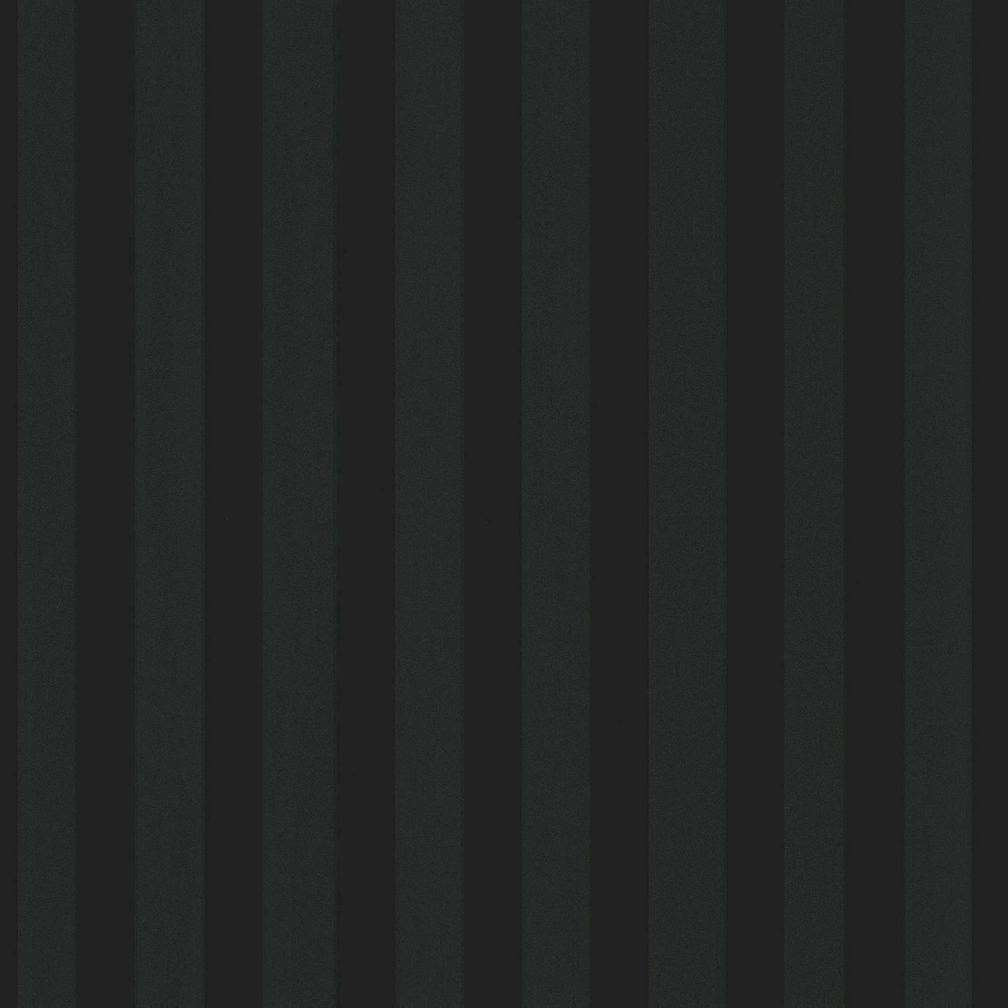 Essener Tapete Simply Stripes 3 Ns24916 black Strisce Righe Tappezzeria in Vinile