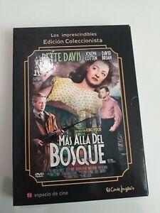 Dvd-Mas-alla-del-bosque-de-bett-davis-especial-coleccionista