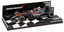 Minichamps McLaren Honda MP4-30 #14 British GP 2015 - Fernando Alonso 1/43 Scale