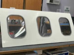 747 Aircraft - 3 Window Cutout