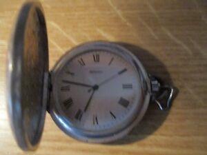 Antikschmuck Uhren Begeistert Taschenuhr Mechanisch Silber Farben Von Habmann Voll Funktion Fähig Jagt Motiv Wir Haben Lob Von Kunden Gewonnen