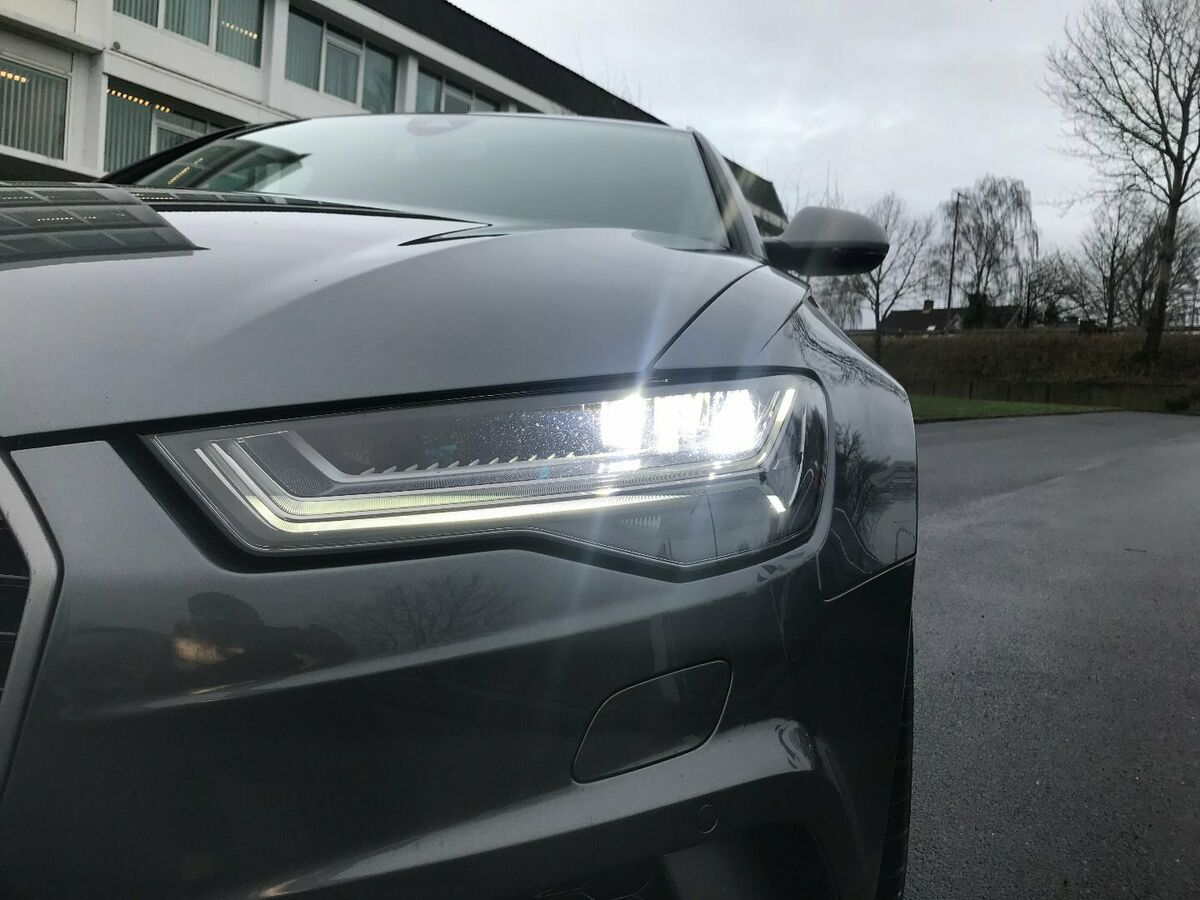 Audi RS6 TFSi performance Avant quattro