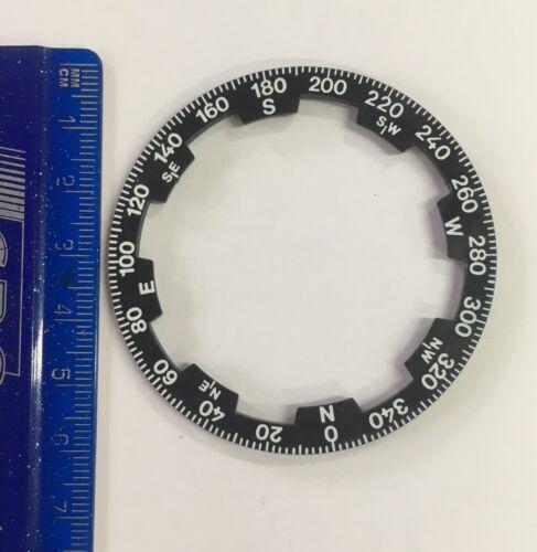 Suunto replacement compass bezel