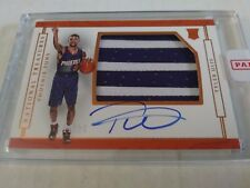 Tyler Ulis 2016-17 National Treasures Bronze Rookie Patch Auto /25 Suns