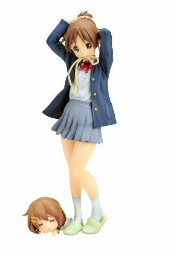 K-On   Ui Hirasawa (1 8 Scale Pvc Painted Pvc)F S  garantito