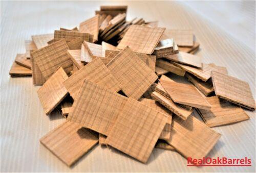 Oak Chips Oak Staves Oak Cubes for Maturing Aging Spirits Home-Brewing
