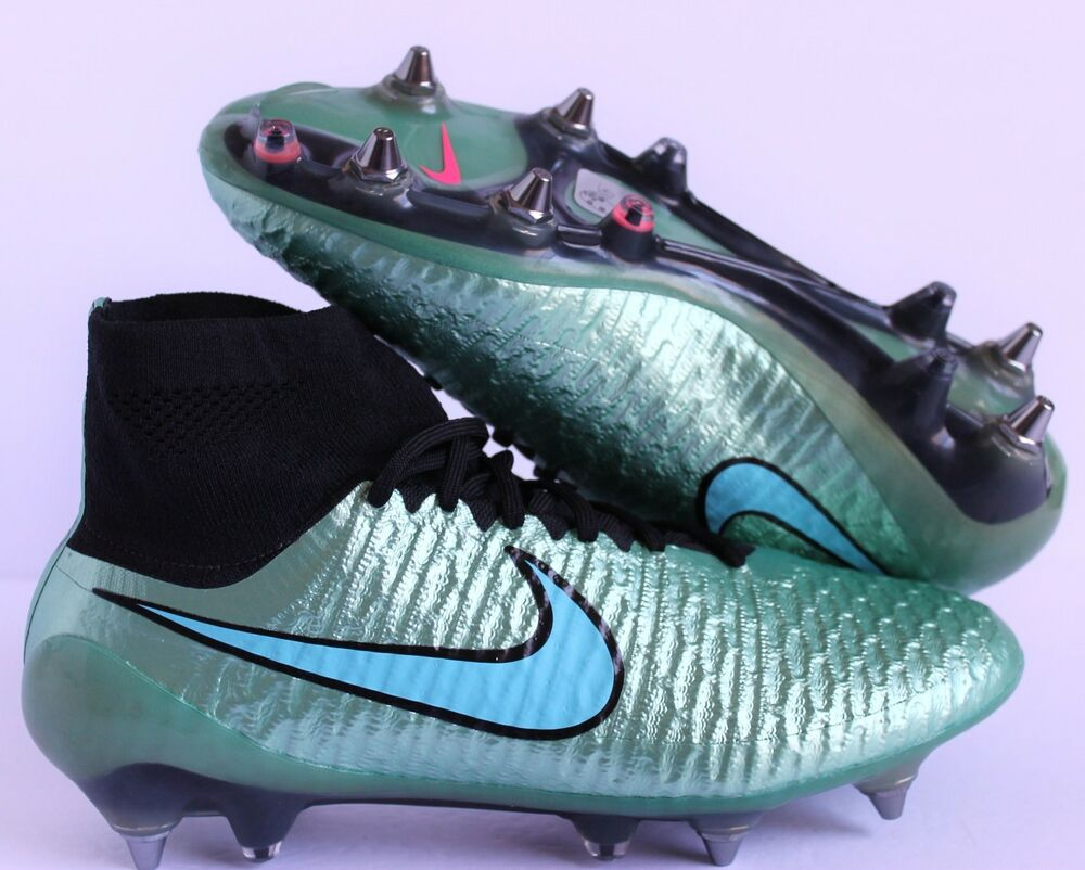 best service aed5f 54cd8 NIKE NIKE NIKE SAMPLE MAGISTA OBRA SG GREEN-Bleu SZ 9  700773-995  6eb1a2
