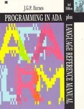 Programming in Ada Plus Language Reference Manual (International computer scienc