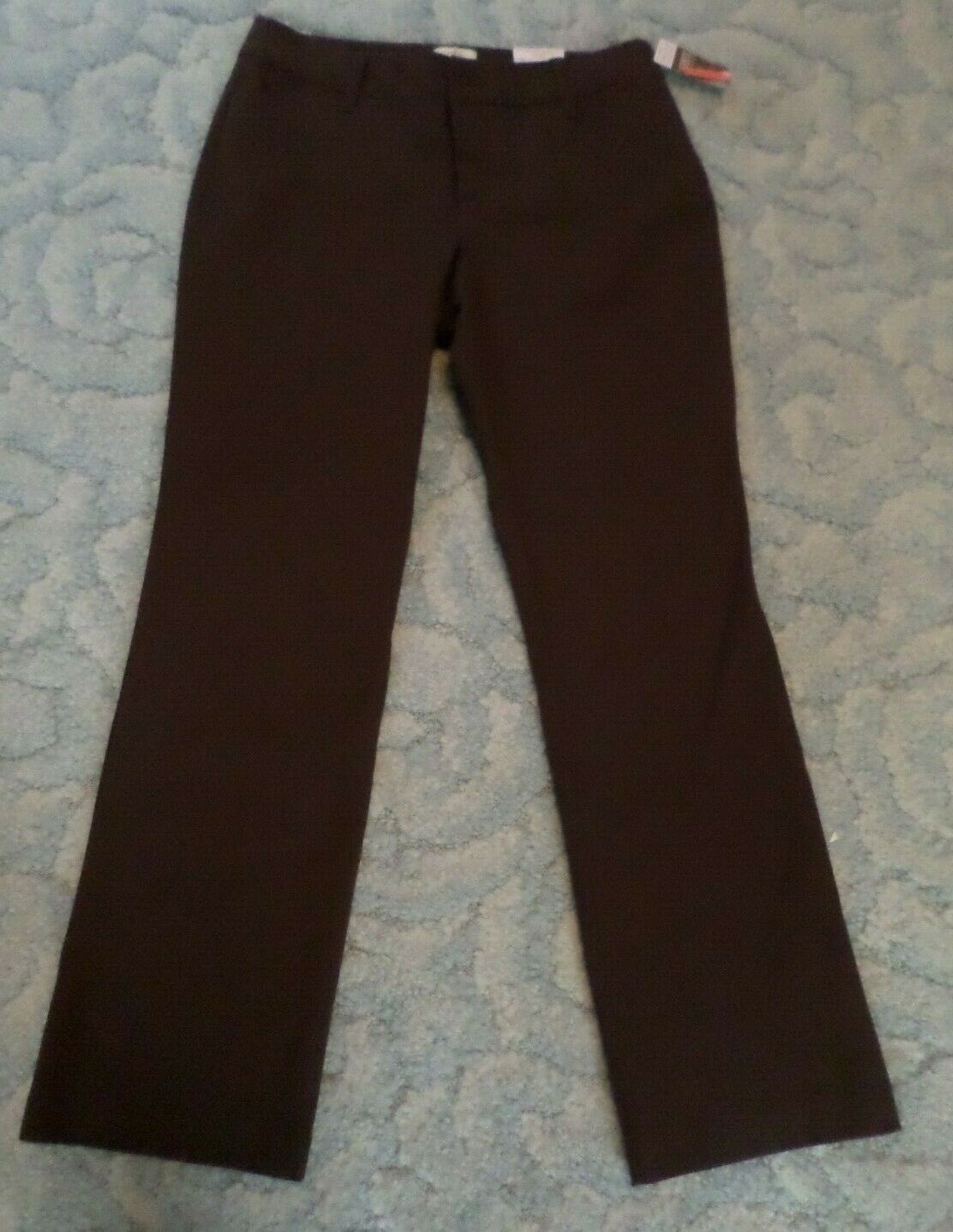 NEW WITH TAGS WOMENS SIZE 10P BROWN ST. JOHN'S BAY PANTS