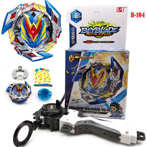 New Beyblade Burst B 104 Starter Winning Valkyrie 12 Vi With