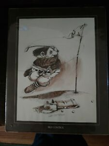 Quot Self Control Quot Art Print By Gary Patterson Pre Owned Golf