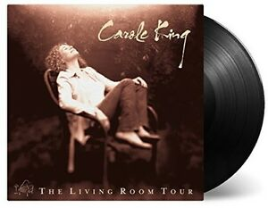 Carole-King-Living-Room-Tour-New-Vinyl-LP-Holland-Import