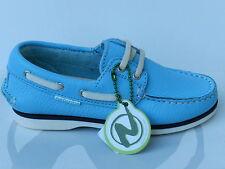 Naturino 3092 Chaussures Enfant 27 Mocassins Bateau Fille Garçon Tennis UK9Neuf