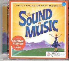 (DX136) The Sound of Music, London Palladium Cast - 2006 Sp Ed CD