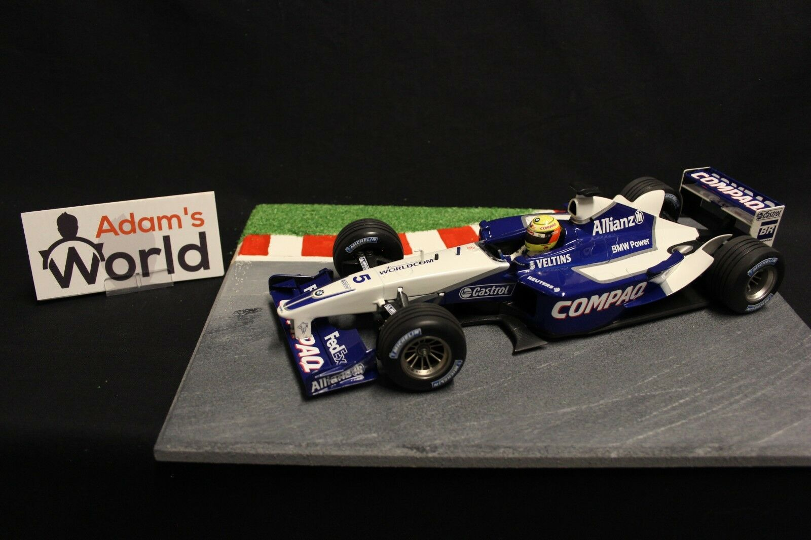Minichamps Williams BMW  FW24 2002 1 18  5 Ralf Schumacher (GER) (F1NB)  excellent prix