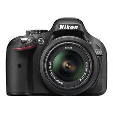 Nikon D5200 Digital SLR Camera 24.1MP CMOS with 18-55mm AF-S DX VR Lens Black
