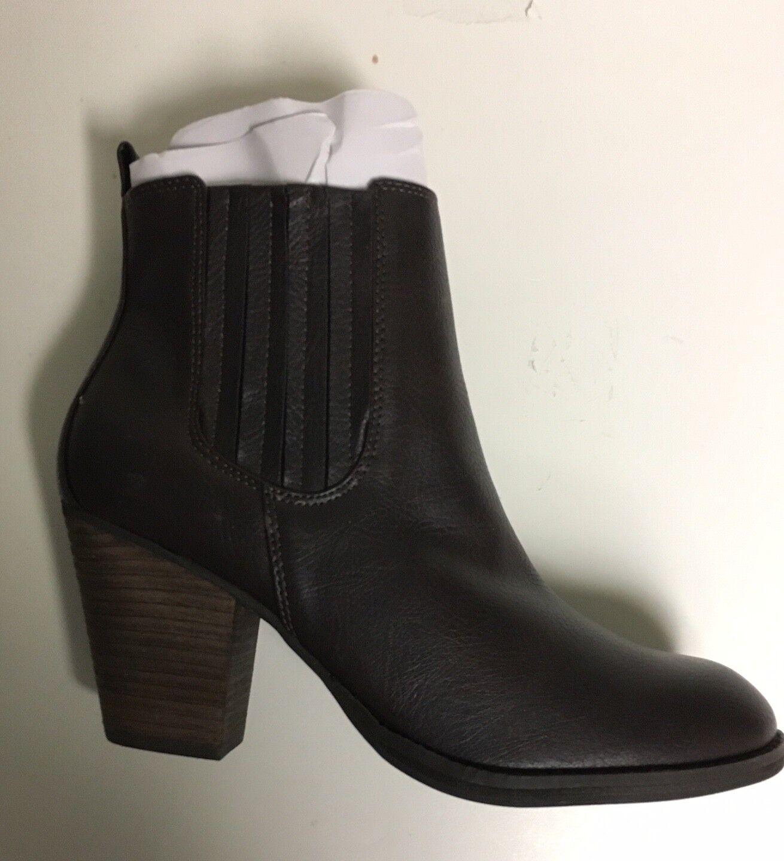Chelsea Crew Women's Hudson Sz 9 Brown boots Excellent