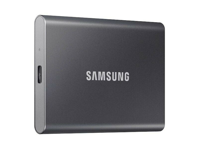 Samsung - T7 500GB External USB 3.2 Gen 2 Portable Solid State Drive with Har.... Buy it now for 60.00