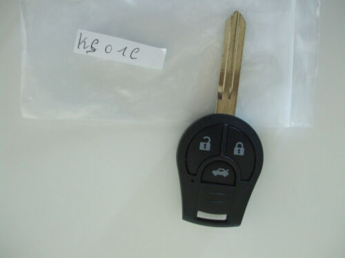Chiave guscio cover TELECOMANDO Nissan 3 tasti Micra Juke