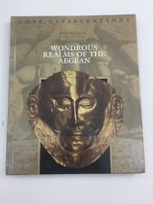 Lost Civilizations: The Wondrous Realms of the Aegean Lost Civilizations Series by Time-Life Books Editors (1999, Hardcover)