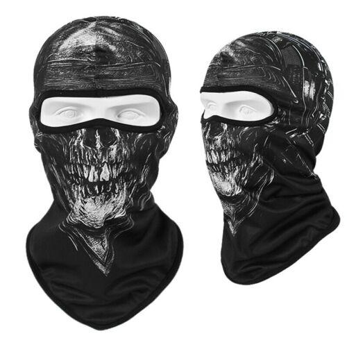 Pasamontañas Calavera Pasamontanas Militar Mascara Para El Frio De Moto