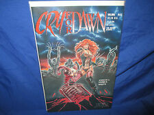 Cry for Dawn (1989) #1 1ST PRINT Signed by Joseph Linsner & Monks 1st Appearance