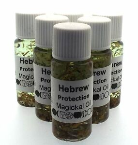 Hébreu Herbal perfusé rituel BOTANIQUE sort encens Huile-afficher le titre d`origine Xqvf0T8n-07191355-396834014