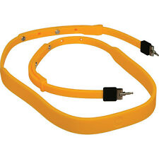 Leica Silicone Neck Strap for Leica T Camera (Melon/Yellow) #18813