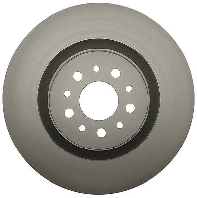 ACDelco 18A81950AC Advantage Coated Front Disc Brake Rotor