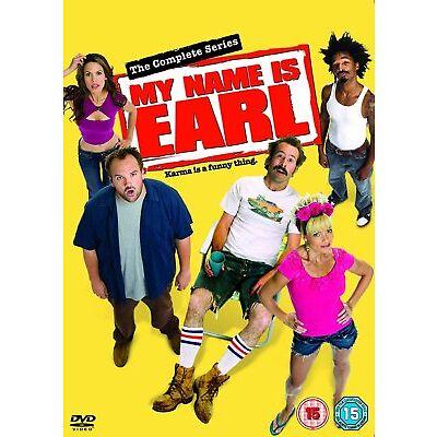 My Name Is Earl - Seasons 1-4 (DVD)